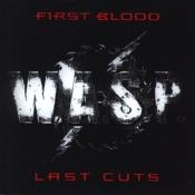 2LP W.A.S.P.-First Blood, Last Cuts