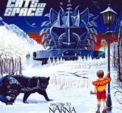 CD CATS IN SPACE-Day trip to narnia