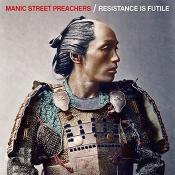 2CD MANIC STREET PREACHERS-RESISTANCE IS FUTILE