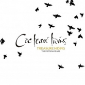 4CD  Cocteau Twins-Treasure Hiding: The Fontana Years