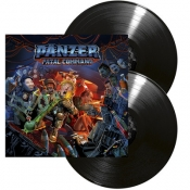 2LP  PÄNZER-Fatal Command