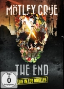 DVD Mötley Crüe-The End - Live in Los Angeles