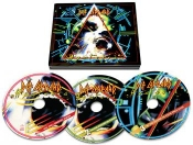 3CD  Def Leppard-Hysteria Deluxe Edition