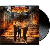 LP  Bonfire -Temple Of Lies