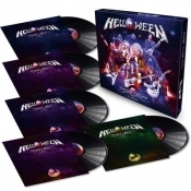 5LP HELLOWEEN - UNITED ALIVE IN MADRID