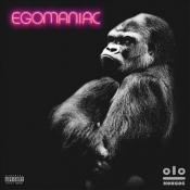 CD KONGOS-Egomaniac