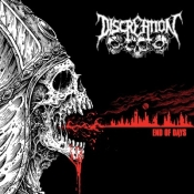 CD DISCREATION- End Of Days