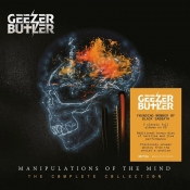 4CD   BUTLER, GEEZER -MANIPULATIONS OF THE MIND - THE COMPLETE C