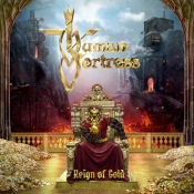 CD HUMAN FORTRESS - REIGN OF GOLD