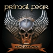 CD PRIMAL FEAR - METAL COMMANDO