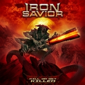 CDdigi IRON SAVIOR - KILL OR GET KILLED
