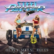 LP STEEL PANTHER - HEAVY METAL RULES