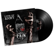 LP LIFE OF AGONY - A PLACE WHERE THERE'S NO MORE PAIN Ltd.