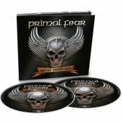 2CDdigi  PRIMAL FEAR - METAL COMMANDO
