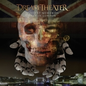 5CDBRD  Dream Theater-Distant Memories - Live In London  3-CD &