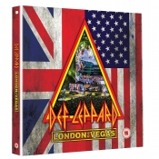 6DVDDCD Def Leppard-LONDON TO VEGAS