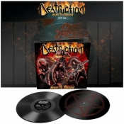 2LP  DESTRUCTION - BORN TO THRASH (LIVE IN GERMANY)