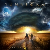 CD SUNSTORM - ROAD TO HELL