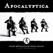 2CDDVD  APOCALYPTICA - PLAYS METALLICA - A LIVE PERFORMANCE