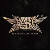 CDdigi  BABYMETAL - 10 BABYMETAL YEARS