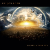 CD ROTH ULI JON With Electric Sun - UNDER A DARK SKY