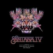 DVD SANTANA CARLOS-SANTANA IV - Live At The House of Blues Las V