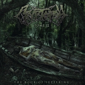 CD CRYPTOPSY - THE BOOK OF SUFFERING - TOME II