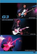 DVD G3- G3 LIVE IN DENVER