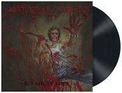 LP CANNIBAL CORPSE - Red before black