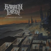 CDdigi Barren Earth - A Complex Of Cages