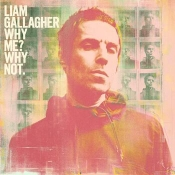 CD GALLAGHER, LIAM-WHY ME? WHY NOT. Ltd.