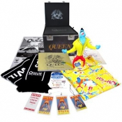 CDDVD QUEEN - LIVE AT WEMBLEY Super Deluxe Gift Box Set