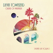 BOXCDDVDBRD Devin Townsend-Order Of Magnitude - Empath Live Volu