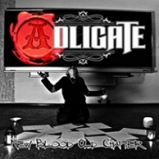 CD ADLIGATE - NEW BLOOD OLD CHAPTER