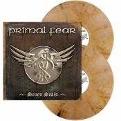 2LP  PRIMAL FEAR - SEVEN SEALS LTD.