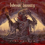CD HIDEOUS DIVINITY -Simulacrum