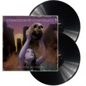 2LP CORROSION OF CONFORMITY-No cross no crown