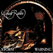 2LP COUNT RAVEN - Storm Warning Black Ltd.