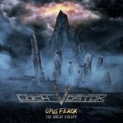 CD  LOCH VOSTOK - OPUS FEROX - THE GREAT ESCAPE