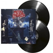 2LP METAL CHURCH - DAMNED IF YOU DO