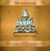 2LP AXXIS- BEST OF EMI - YEARS
