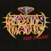 CDDVD PRAYING MANTIS - KEEP IT LIVE