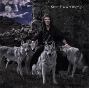 CD HACKETT STEVE-WOLFLIGHT