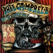 CD PHIL CAMPBELL & THE BASTARD SONS - THE AGE OF ABSURDITY