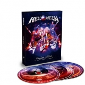 3DVD HELLOWEEN - UNITED ALIVE
