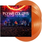 3LP  FLYING COLORS- Third Stage:Live In London