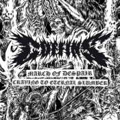 CD COFFINS - MARCH OF DESPAIR / CRAVING TO ETERNAL SLUMBER