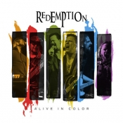 CDDVD REDEMPTION - ALIVE IN COLOR