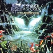 LP  SAXON-ROCK THE NATIONS