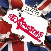 4CD SEX PISTOLS-LIVE 76